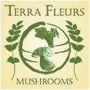 Terra Fleurs – Guided Mushroom Hunting Tours Mobile Retina Logo